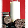 "Oct. 20. ""O"" is for Oreos!  ""Milk's favorite cookie"" and mine too!"